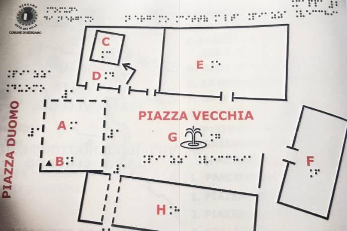 Braille Bergamo