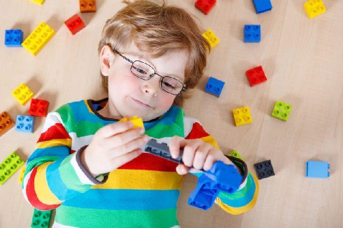 I Bimbi Che Giocano Con Le Costruzioni Hanno Un Futuro Nella Scienza