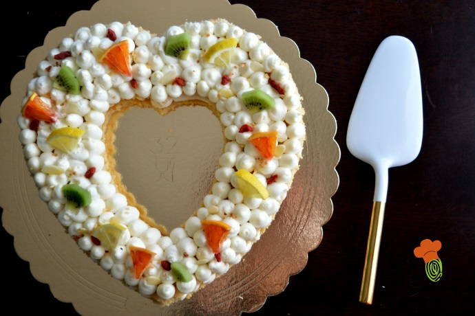 cream tart cover