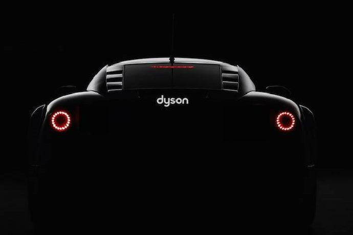 Dyson auto elettriche