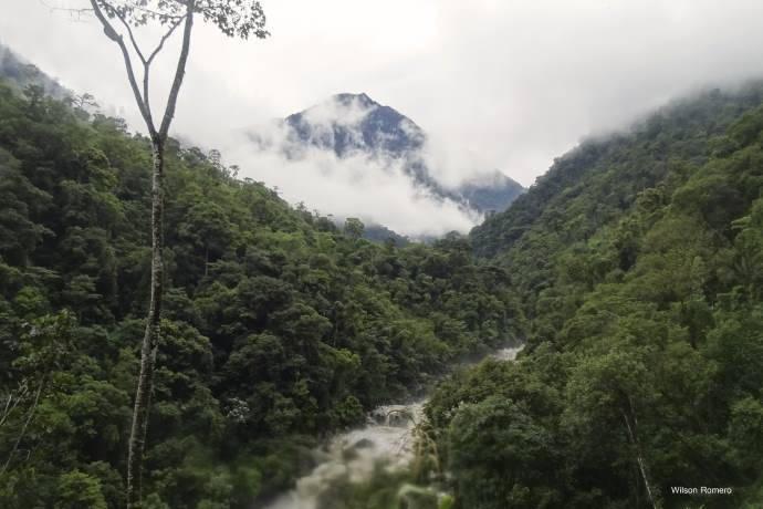 Parco Nazionale del Río Negro-Sopladora