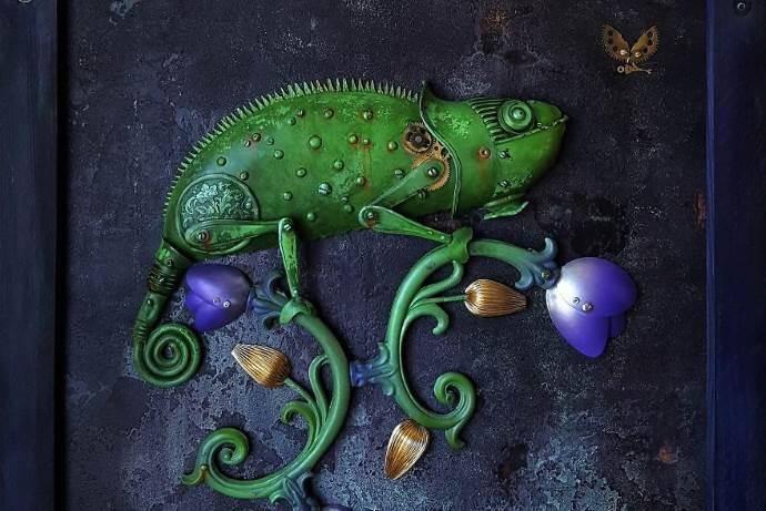sculture-rifiuti