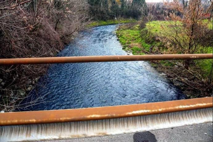 seveso blu fiume