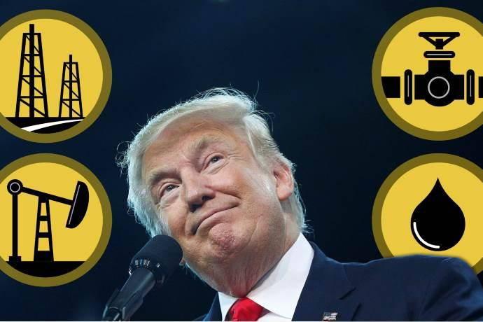 Trump infrastrutture
