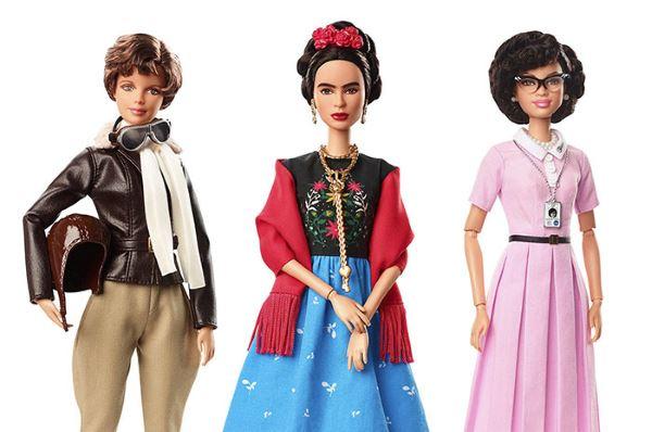 barbie donne vere