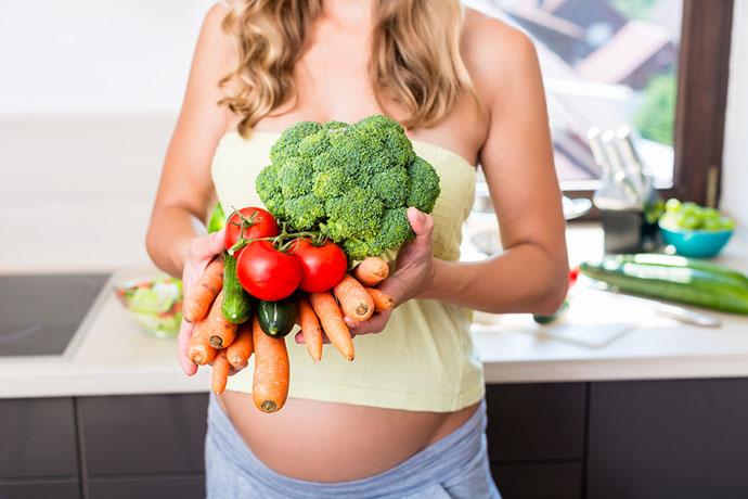 dieta-vegana-gravidanza
