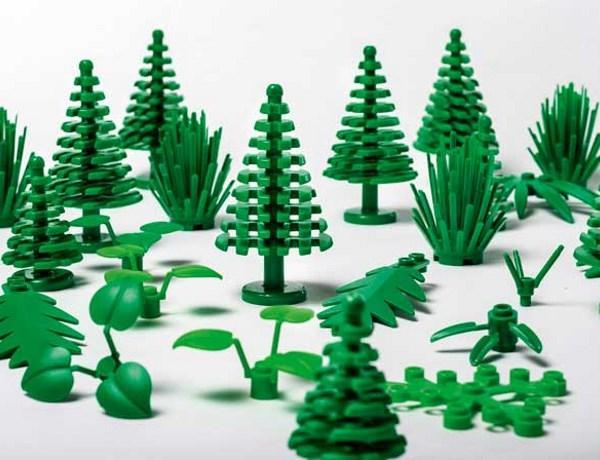 Lego bioplastiche