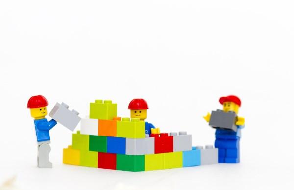 mattoni lego