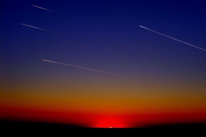meteore primavera
