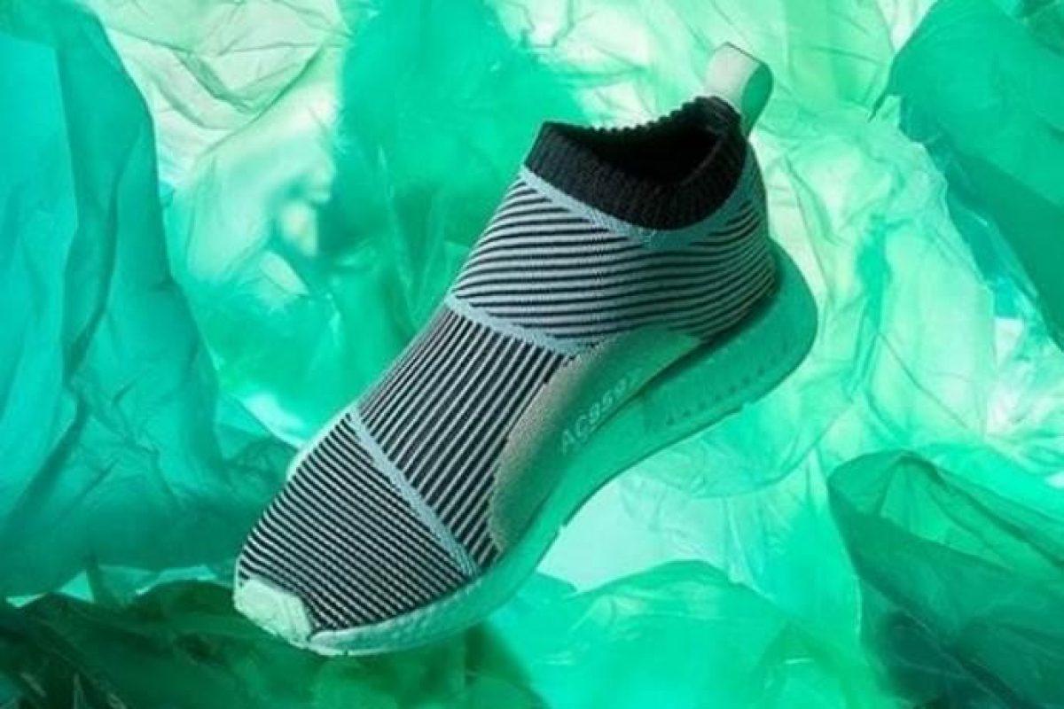 Vendute 1 milioni di sneakers realizzate con la plastica