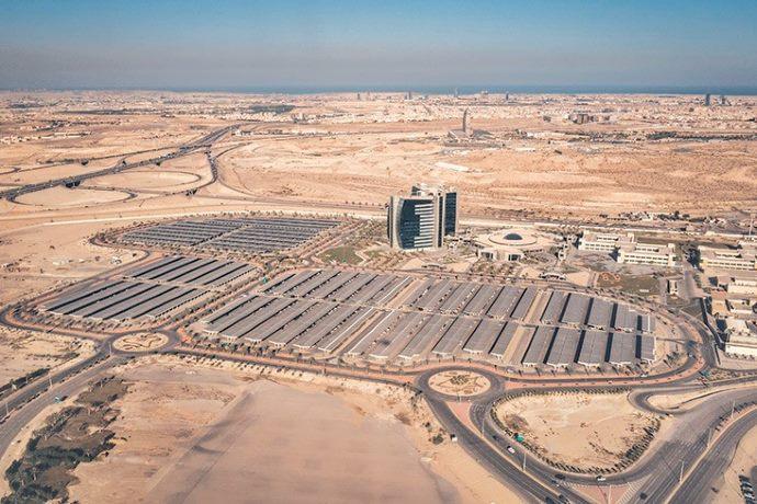 Arabia Saudita solare