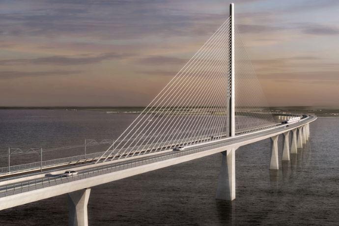 ponte ciclabile Danimarca