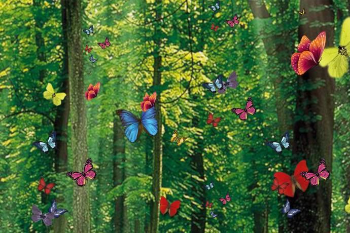 te con farfalle