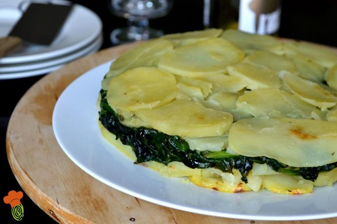 tortino patate spinaci cover