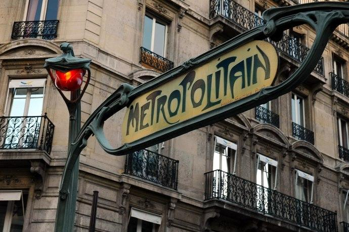trasporti pubblici Parigi