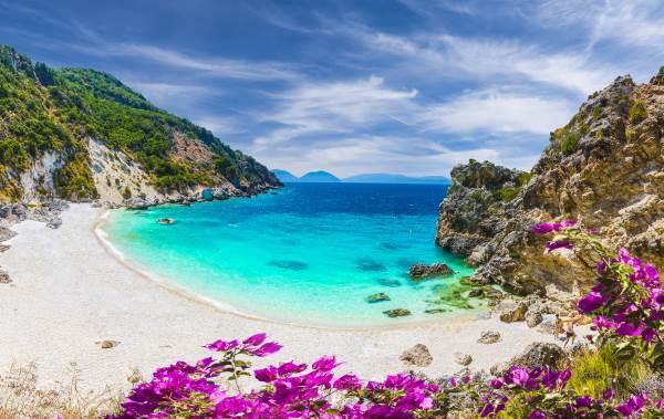 agiofili spiaggia