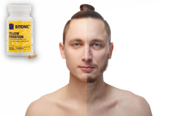btonic yellow vibration