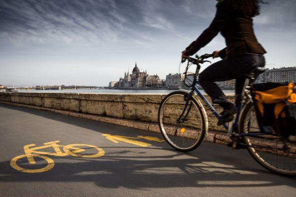 budapest bicicletta