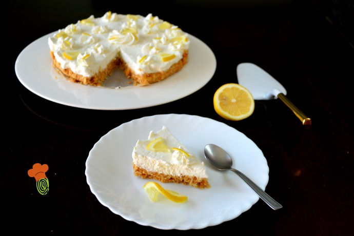 cheesecake limone cover