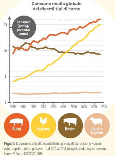 consumo carne 2018