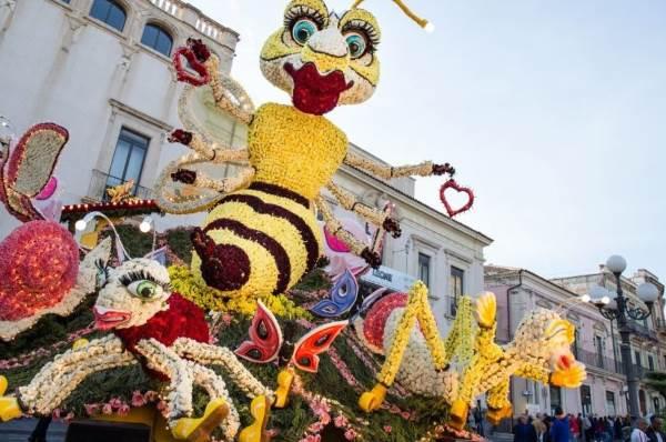 festa dei fiori ape