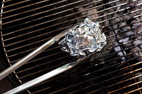 fogli alluminio griglia
