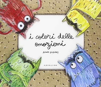 libro colori emozioni
