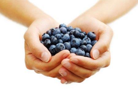 mirtilli antiossidanti