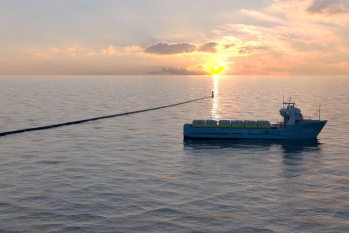 Ocean Array Cleanup