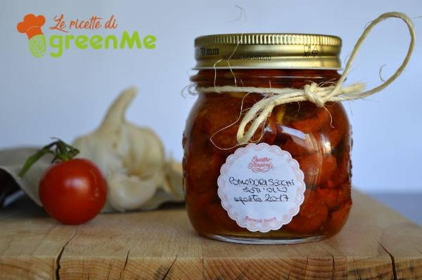 dieci ricette con pomodori secchi cover