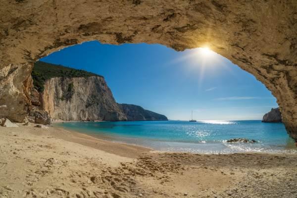 porto katsiki spiaggia