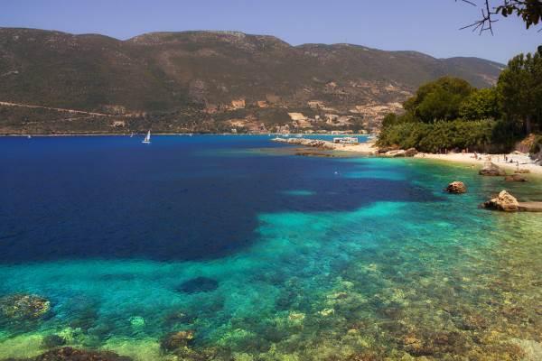vassiliki spiaggia