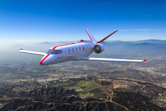 aerei ibridi elettrici 2022