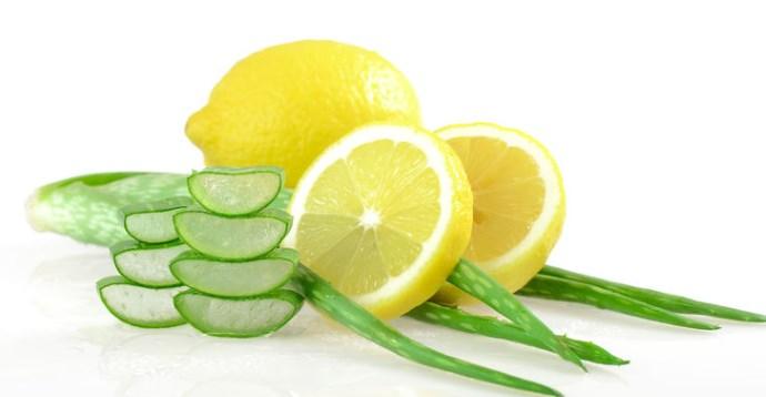 aloe limone