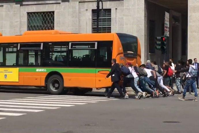 autobus Bergamo