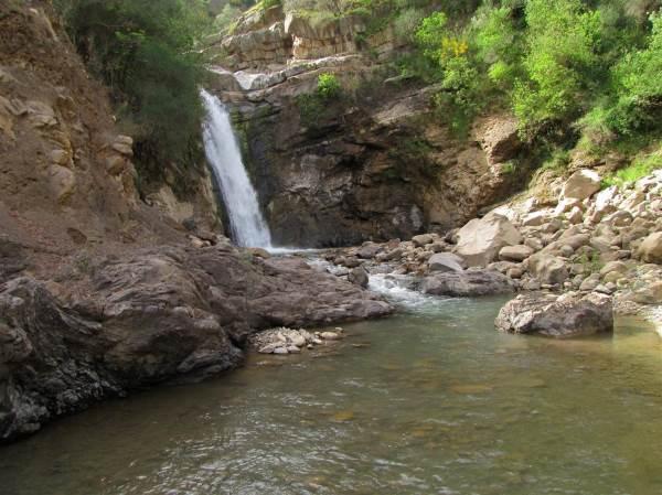 cascata nicoletta