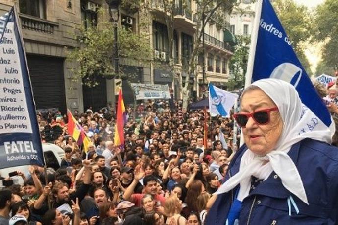 nonne di Plaza de Mayo