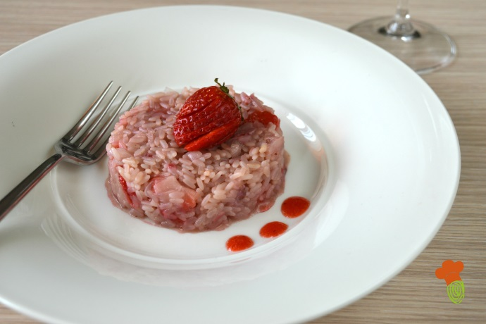 risotto fragole cover