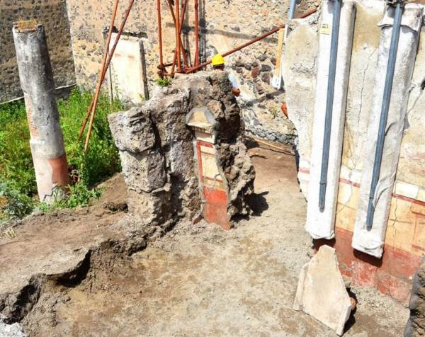 scavi pompei adone5