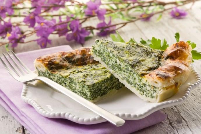 torta salata ricotta