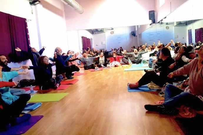 Yoga risata Gabicce