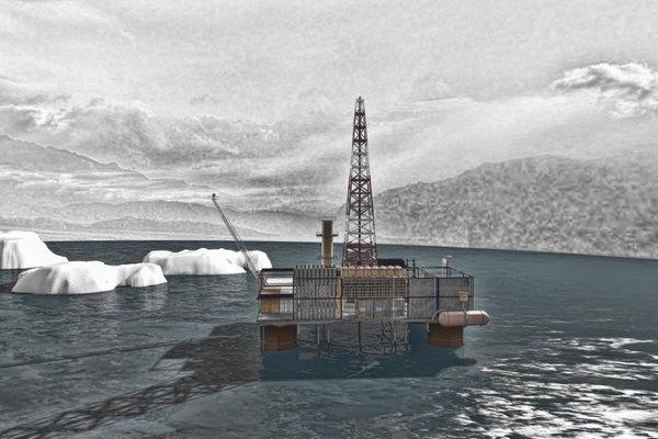 alaska artico petrolio