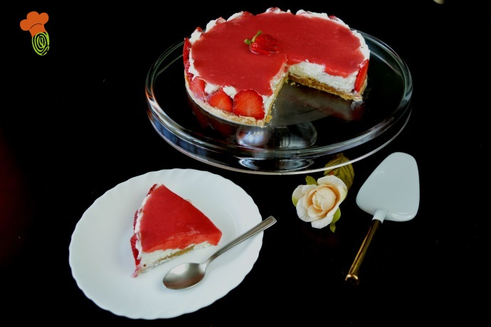 cheesecake fragole cover