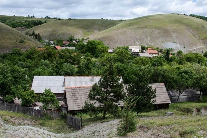 villaggio senza furti