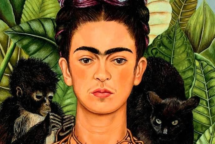 faces of frida kahlo galleria web