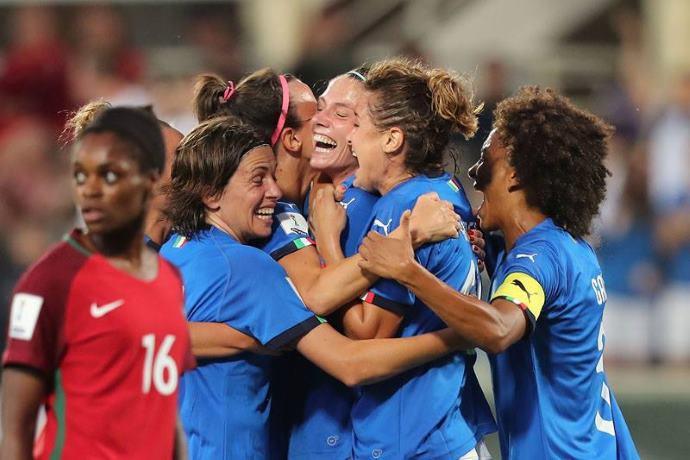 Nazionale italiana femminile
