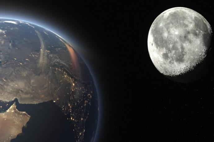 luna allunga giornate terra