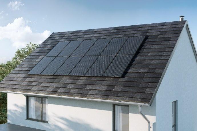 energy solar nissan