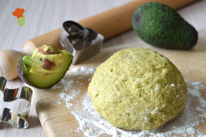 pasta frolla avocado cover