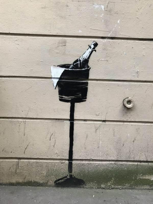 street art banksy parigi10